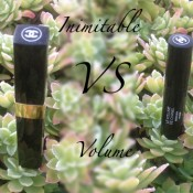 Mascara Inimitable et Volume de Chanel