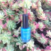 Kiko vernis bleu- Pearly sky blue