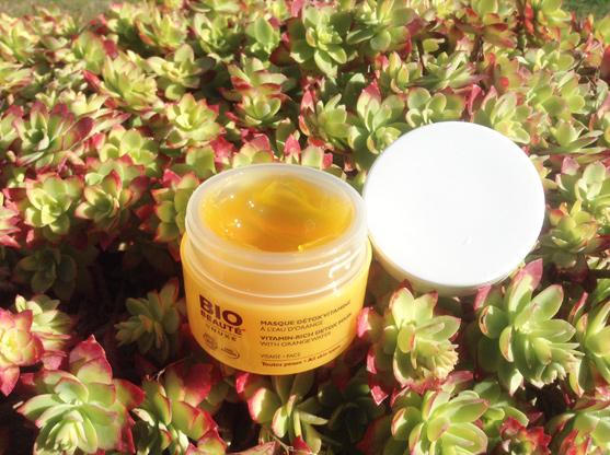 Masque éclat vitaminé Bio beauté par Nuxe