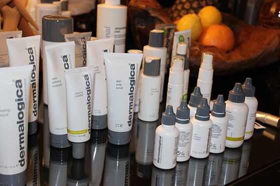 Dermalogica : skinbar and facemapping By Katie Nat
