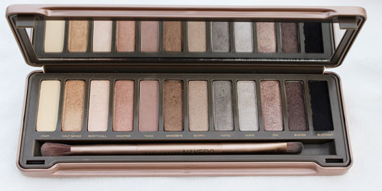 Palette Naked 2 Urban Decay