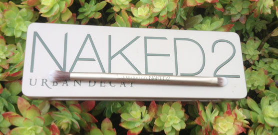 Pinceau double embout Urban Decay Naked 2