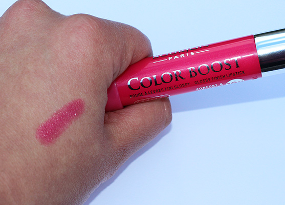 Bourjois color boost teinte fushia libre