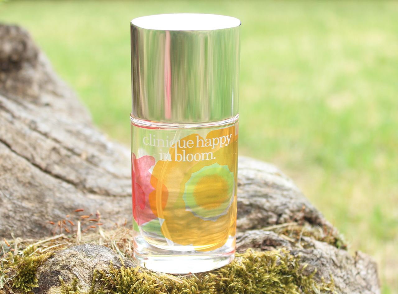 Clinique Happy in Bloom le parfum