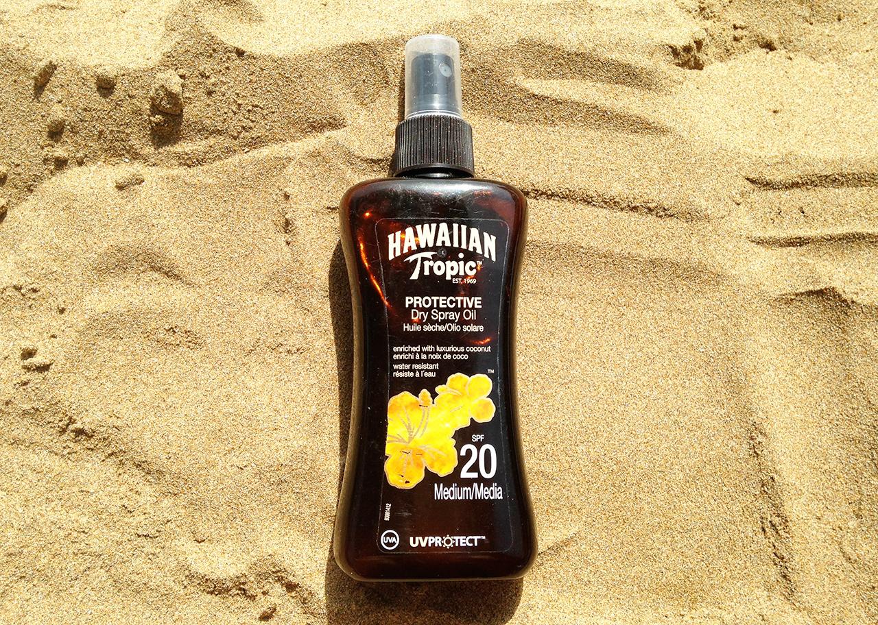 Creme solaire pour le corps Hawaiian tropic