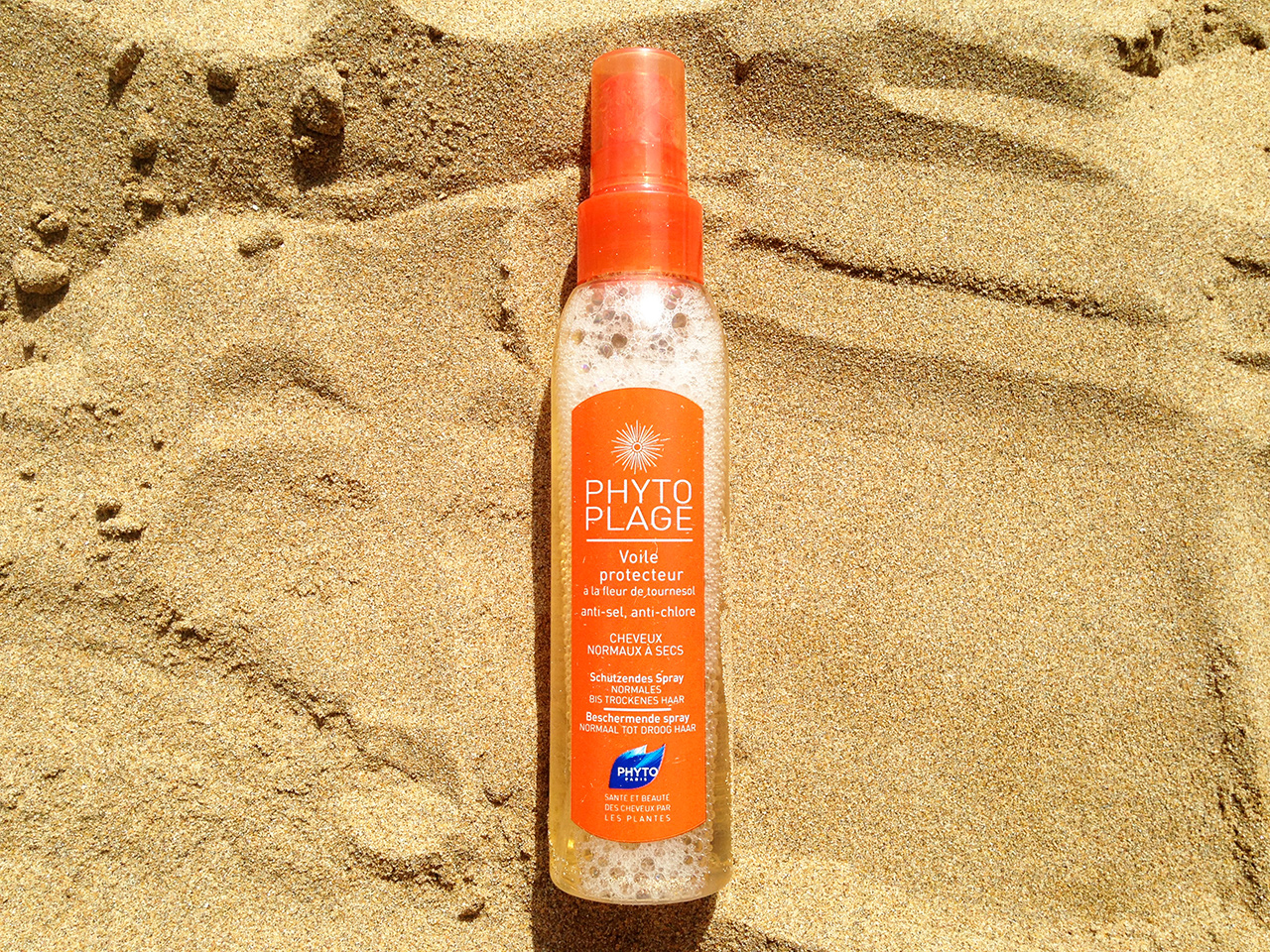 Voile protecteur cheveux Phyto plage