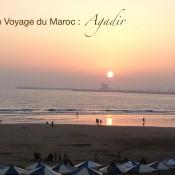 Voyage ville d'Agadir