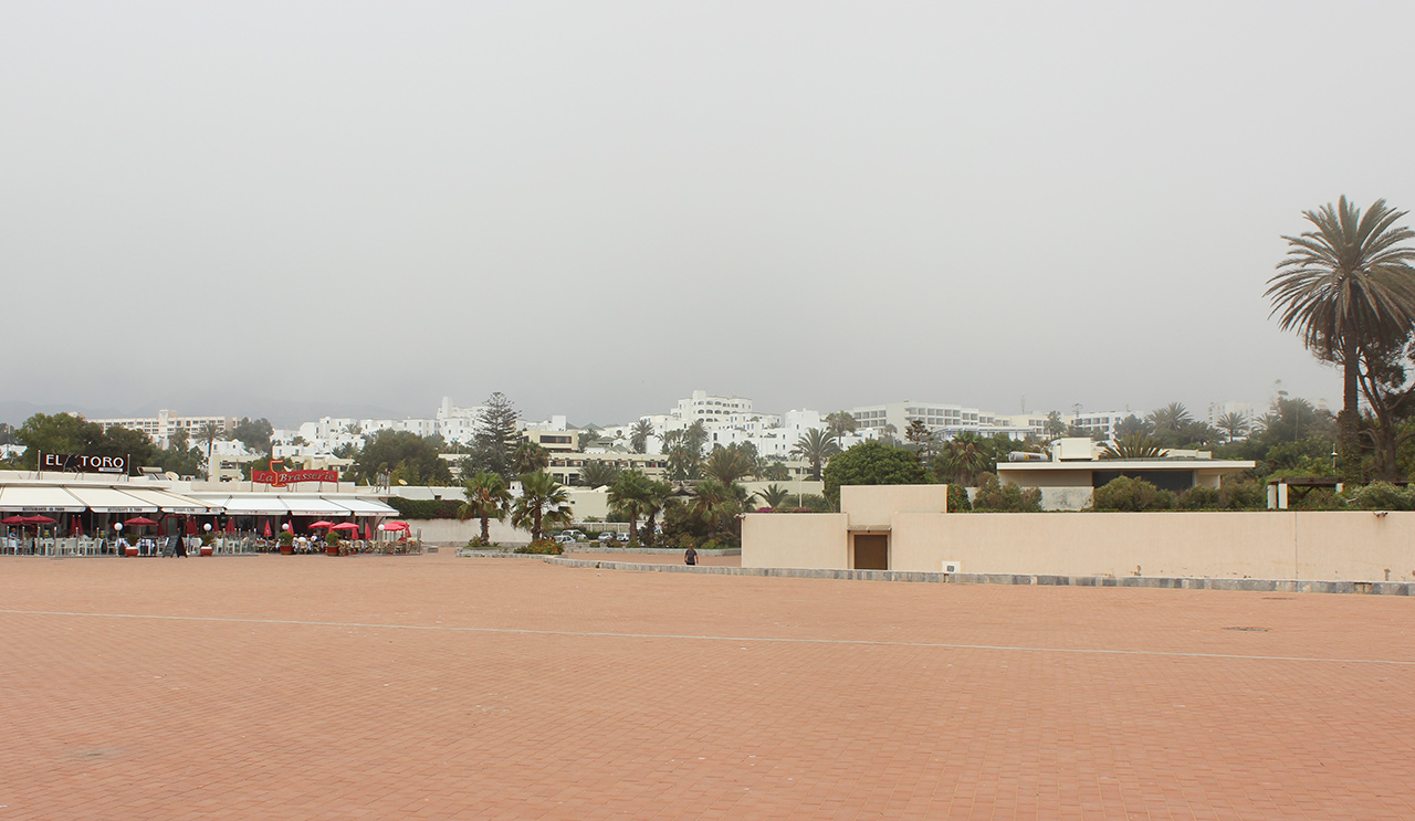 Voyage Agadir