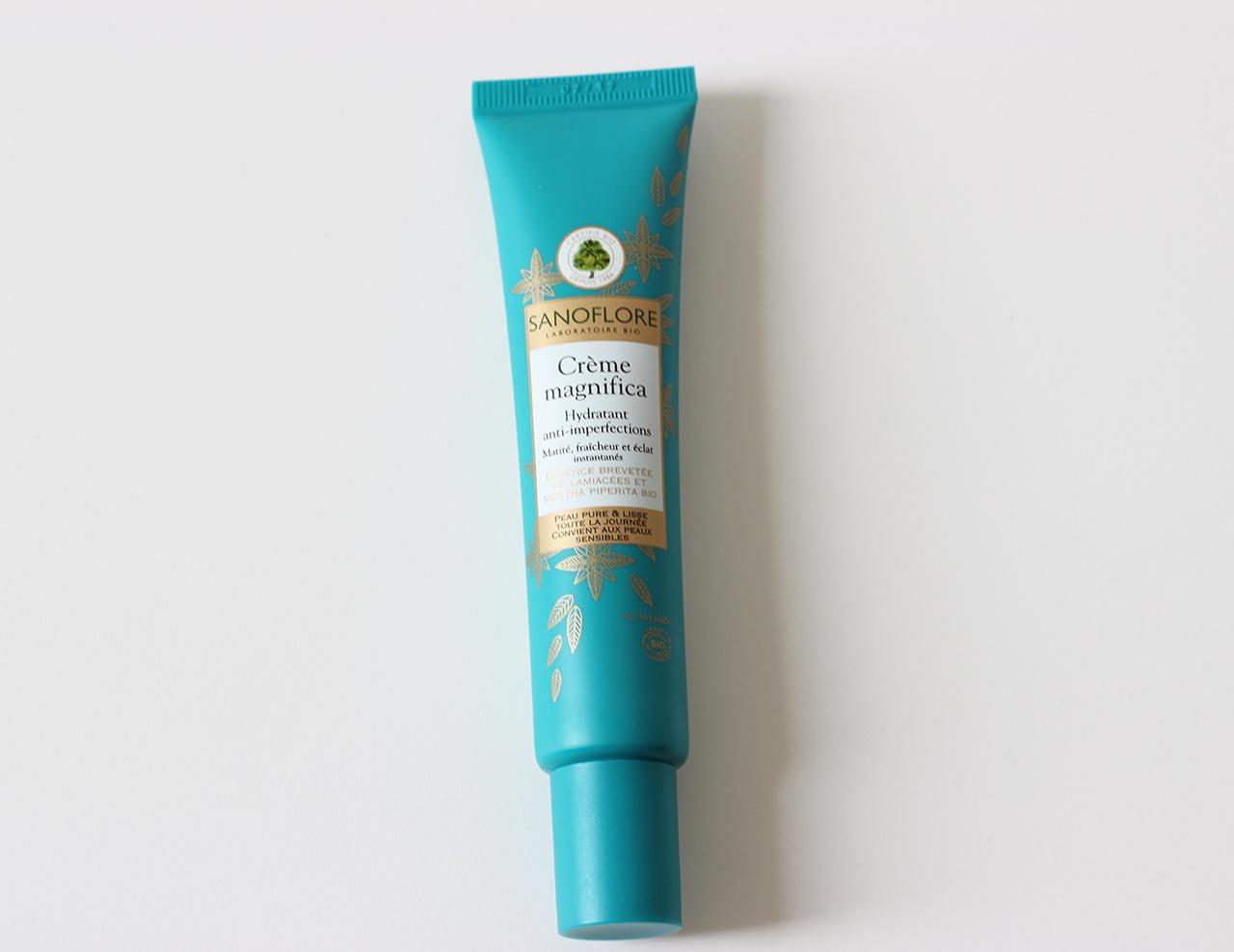 Creme Sanoflore Aqua Magnifica
