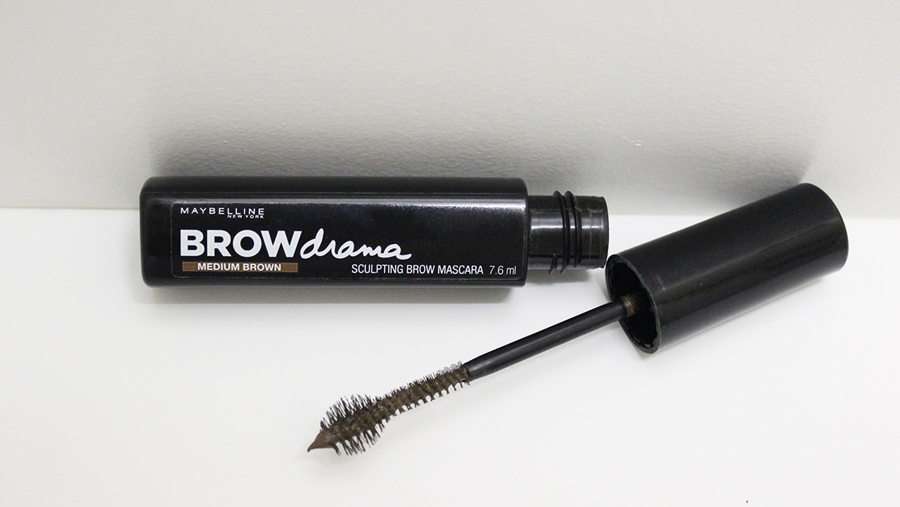 Brow Drama teinte medium brown