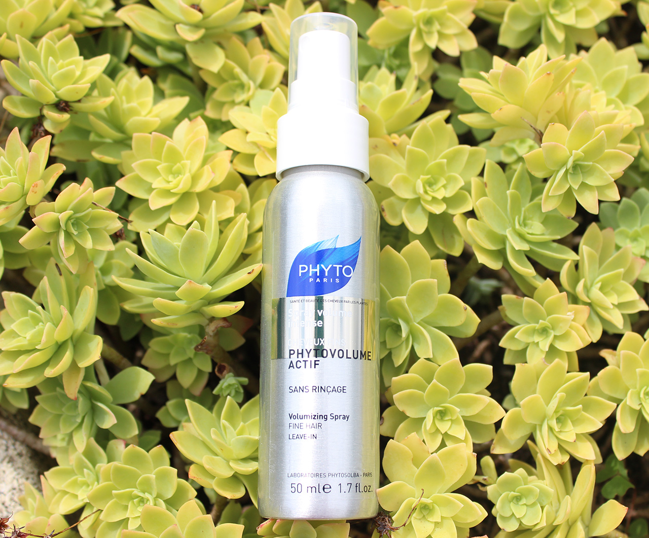 Spray volume Phyto