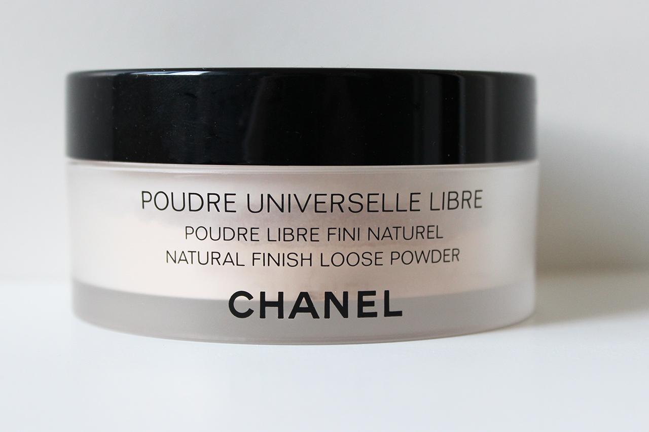 Chanel poudre universelle