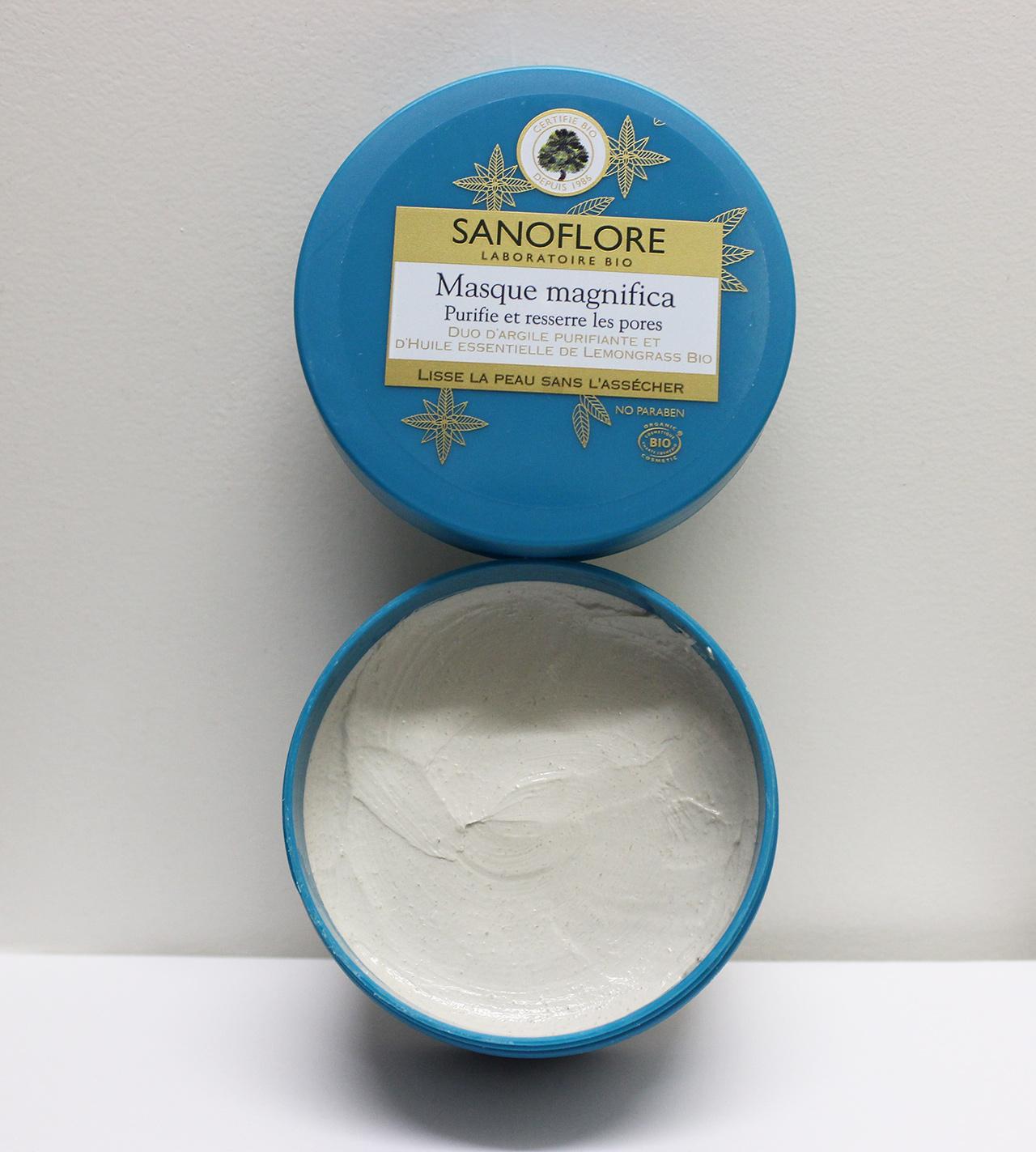 Sanoflore Masque argile