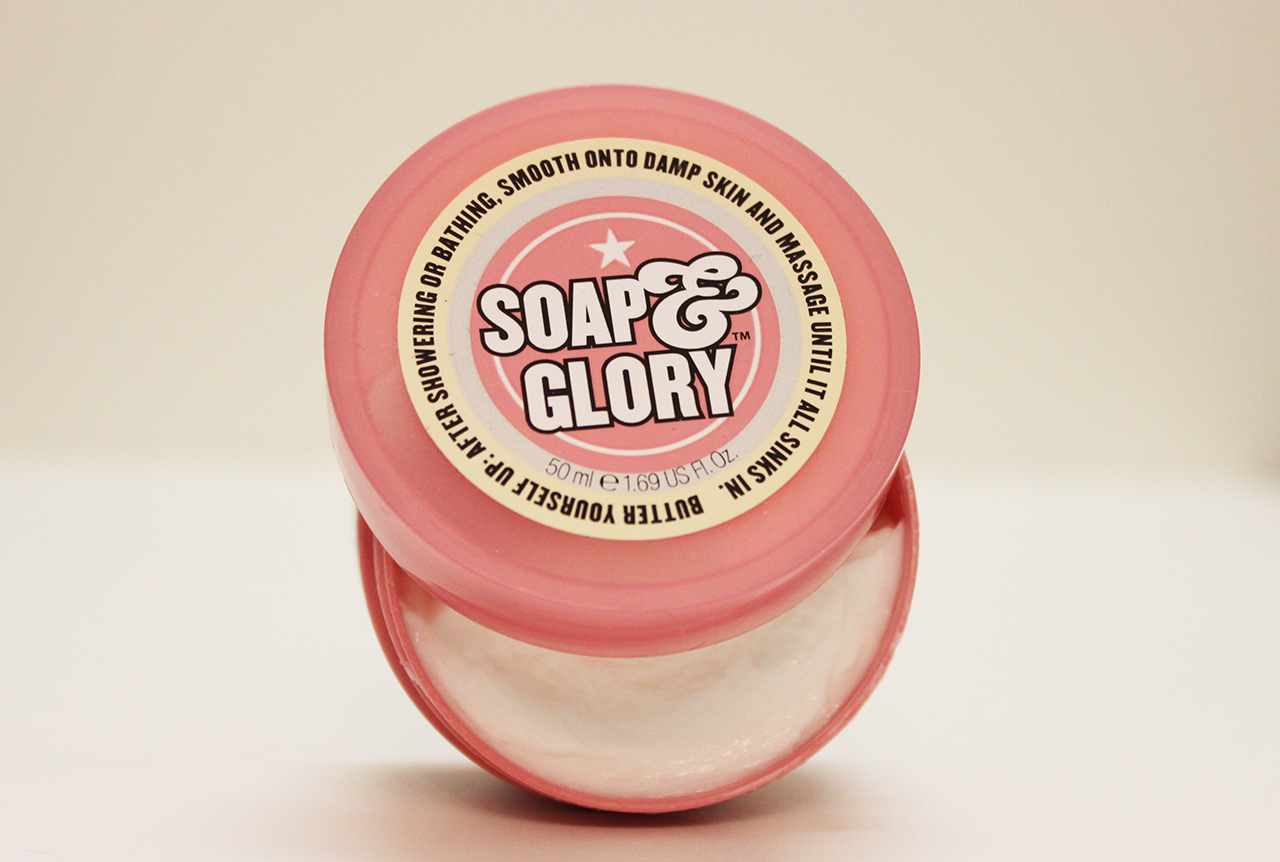 Creme corps Soap and Glory