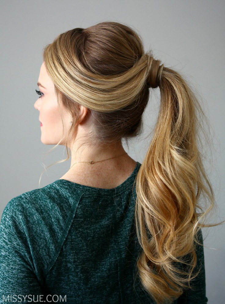 missysue-wrapped-ponytail-holiday
