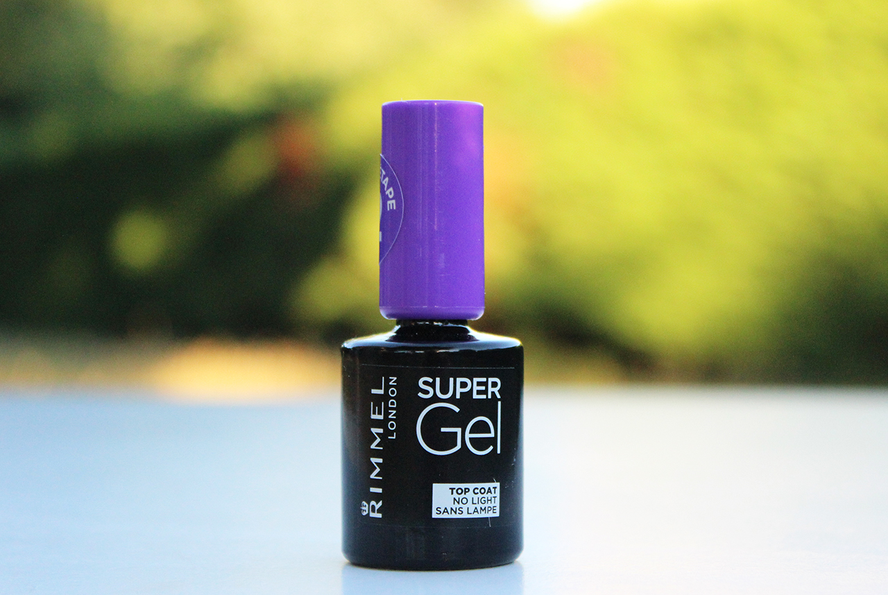 Vernis Gel Coat Rimmel