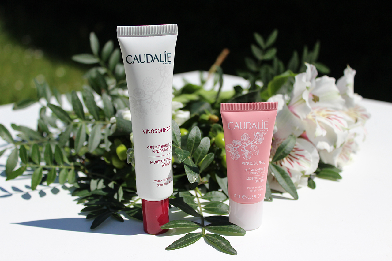 Caudalie creme vinosource