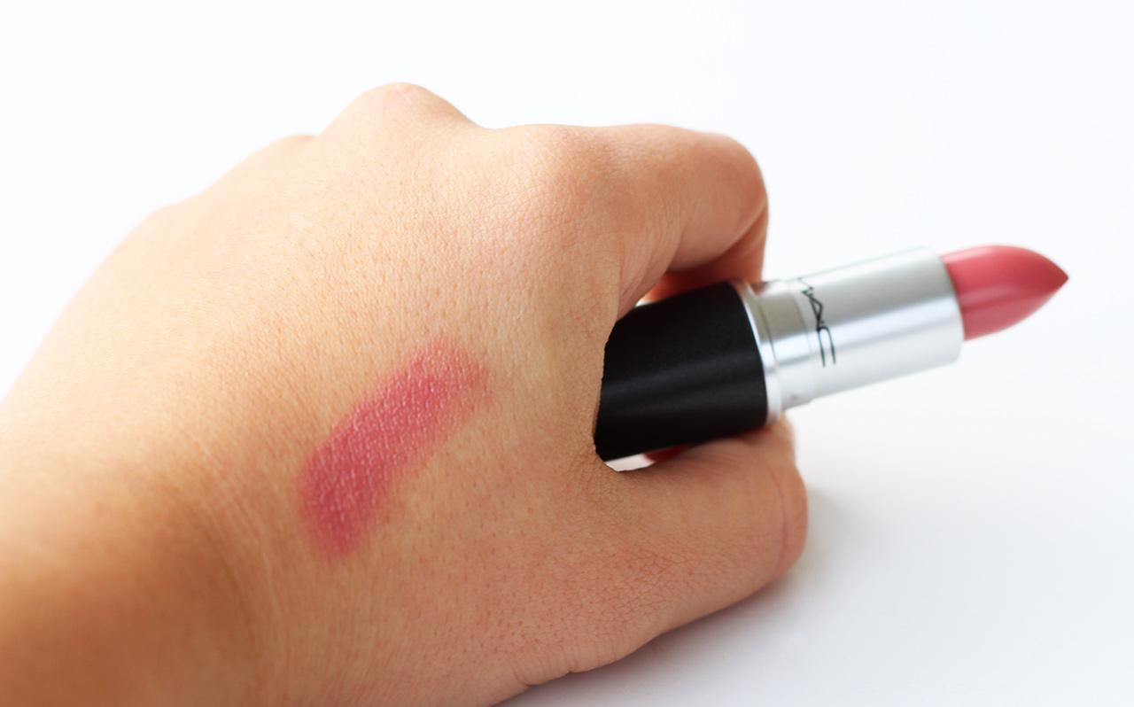 Rouge à lèvres MAC Peach Blossom
