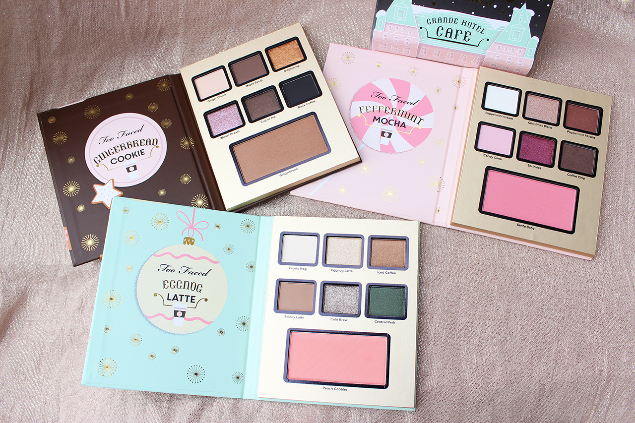 Too Faced Grande Hotel Cafe