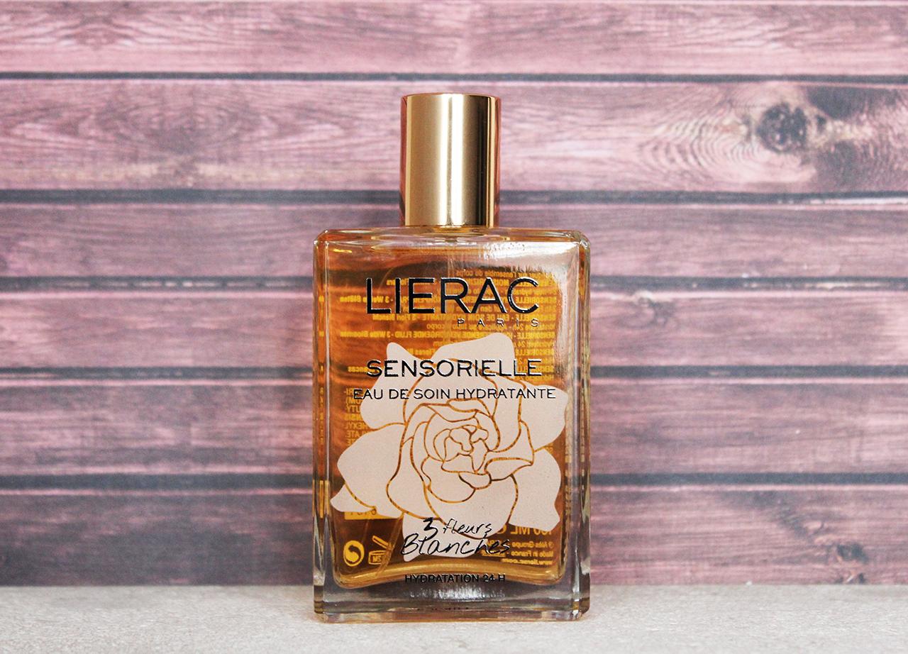 Lierac fleurs blanches eau parfumée