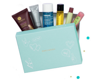 box beaute Birchbox