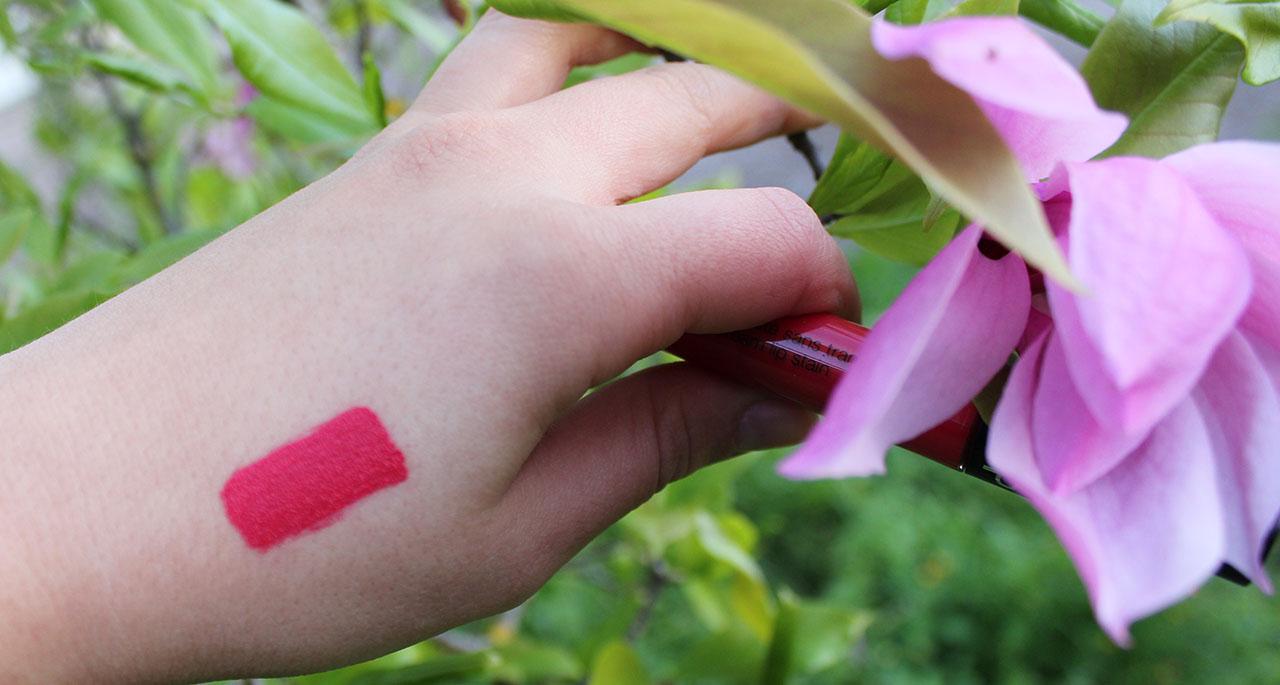 Sephora rouge sans transfert Strawberry Kissed