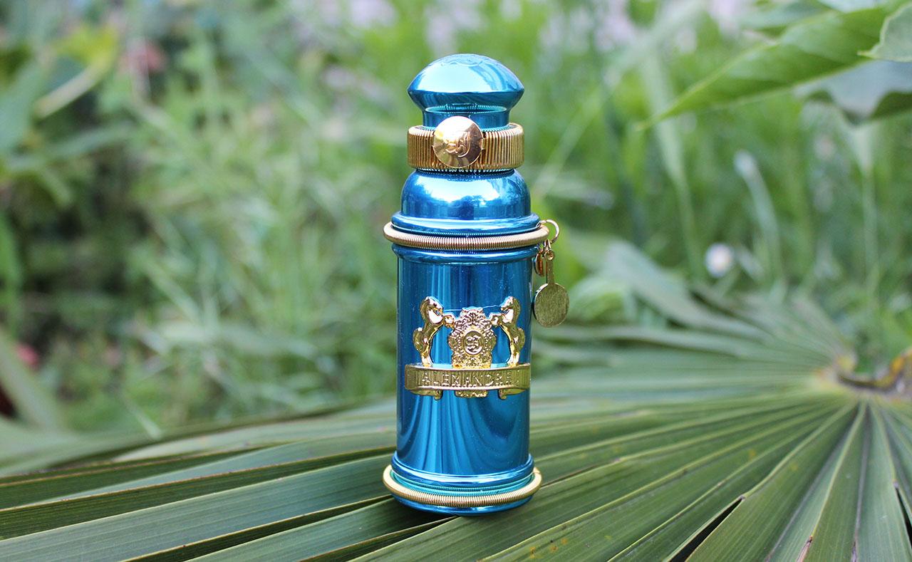 Alexandre J Parfums Mandarine Sultane