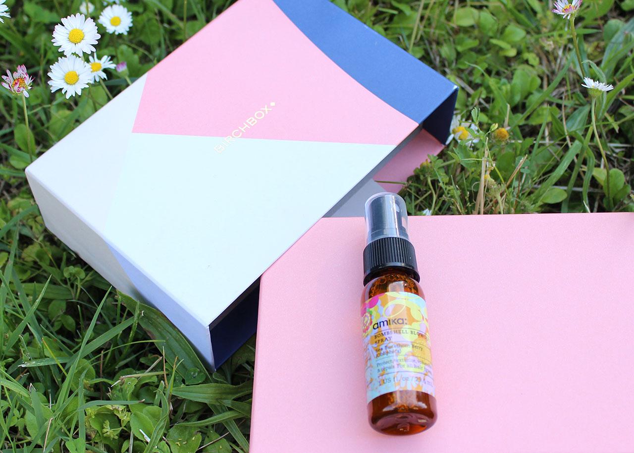 Birchbox Spray Amika