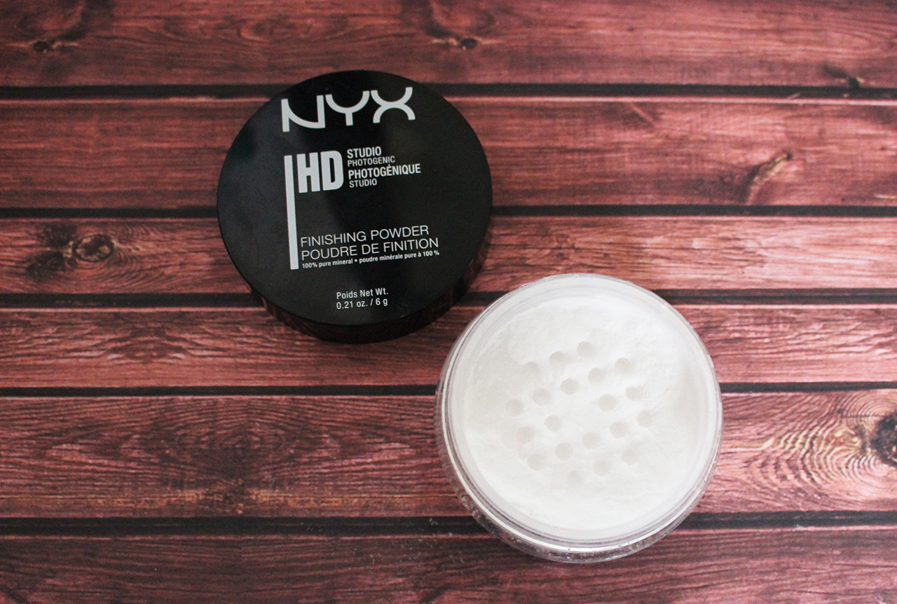 NYX - Poudre fixante HD