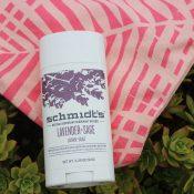 Deodorant Schmidt's lavande sauge