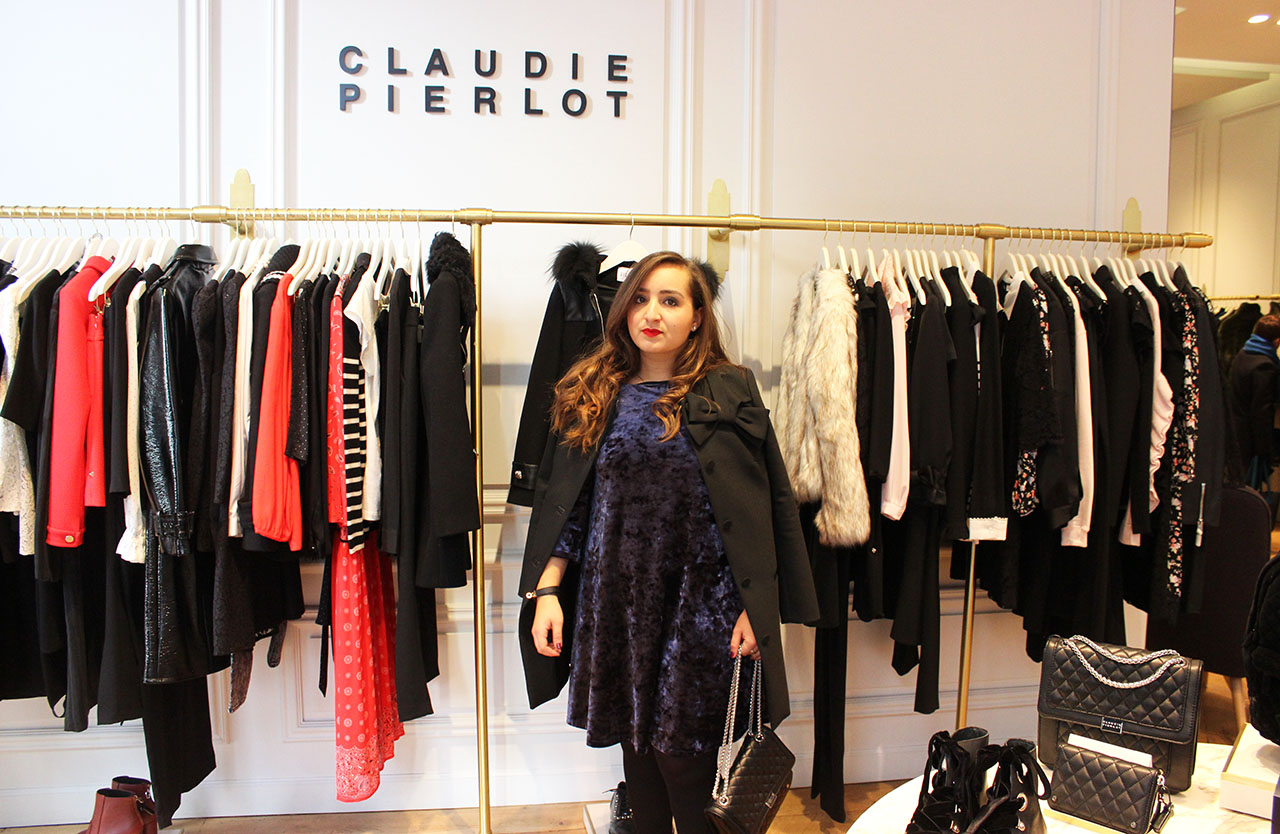 Look Noel Claudie Pierlot