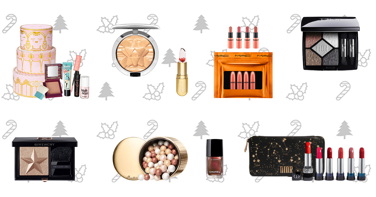 Inspirations noel 2018-maquillage